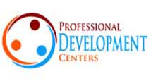 The Professional Development Centers (PDC) Logo